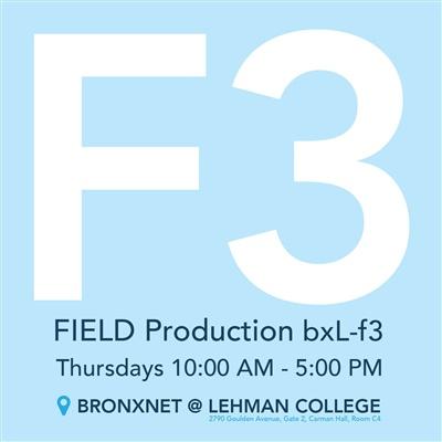 Field Production F3 Lehman College Bronxnet