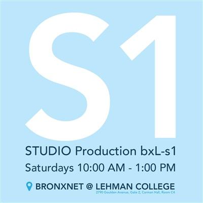 Studio Production S1 Lehman College Bronxnet