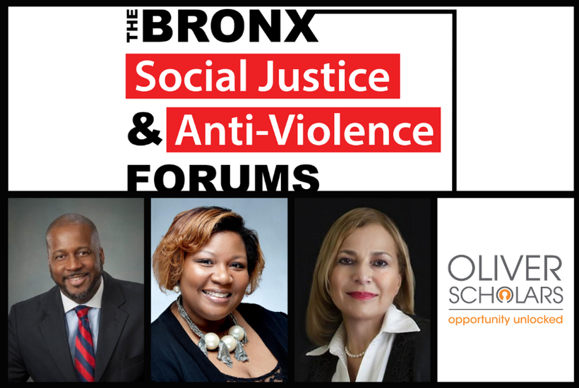 The Bronx Social Justice & Anti-Violence Forums: August 27th