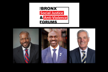The Social Justice & Anti Violence Forums: Michael Blake & Bill Baccaglini