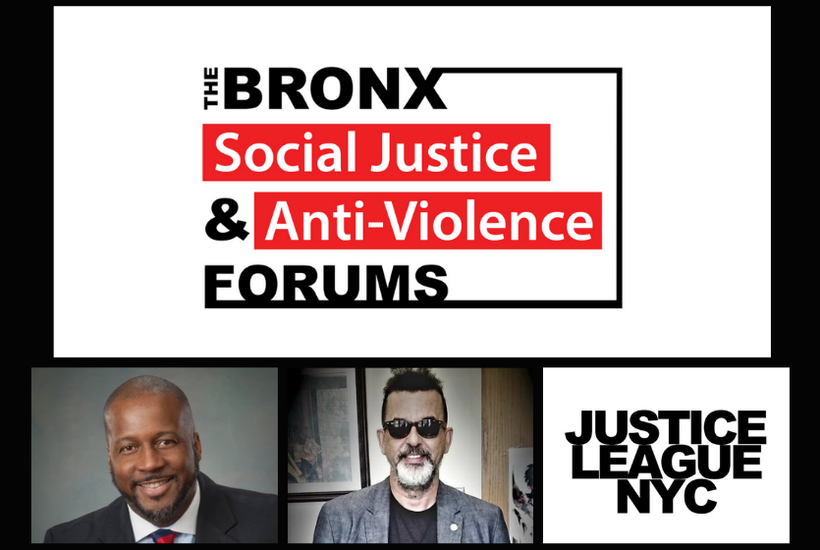 The Bronx Social Justice & Anti-Violence Forum: January 21st
