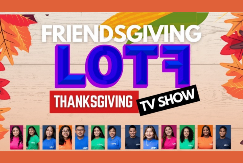 The LOTF: Friendsgiving Special