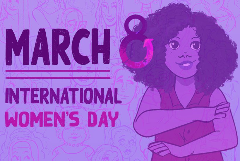 International Women's Day - Each for Equal