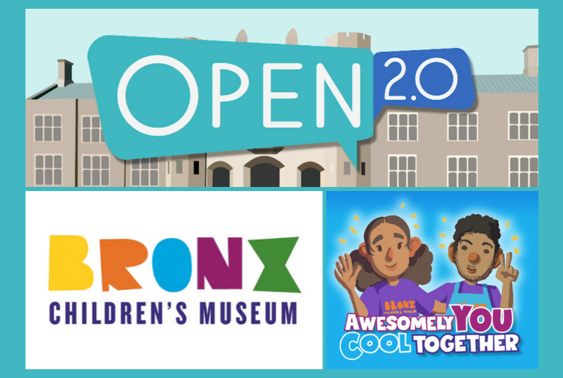 Open 2.0: Youth Resources & The Bronx Children's Museum