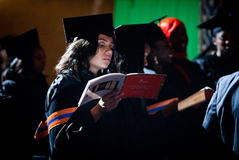 """Hostos Community College's 43rd Commencement """