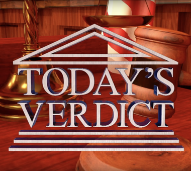 Today's Verdict