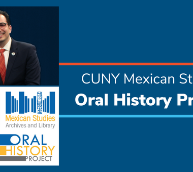 Mexican Studies Oral History Project