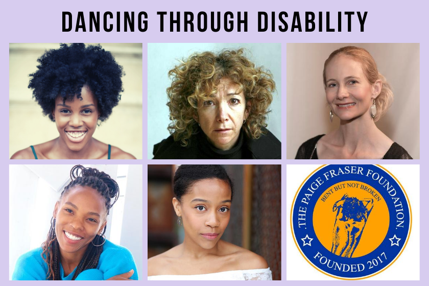 Dancing Through Disability: Panel