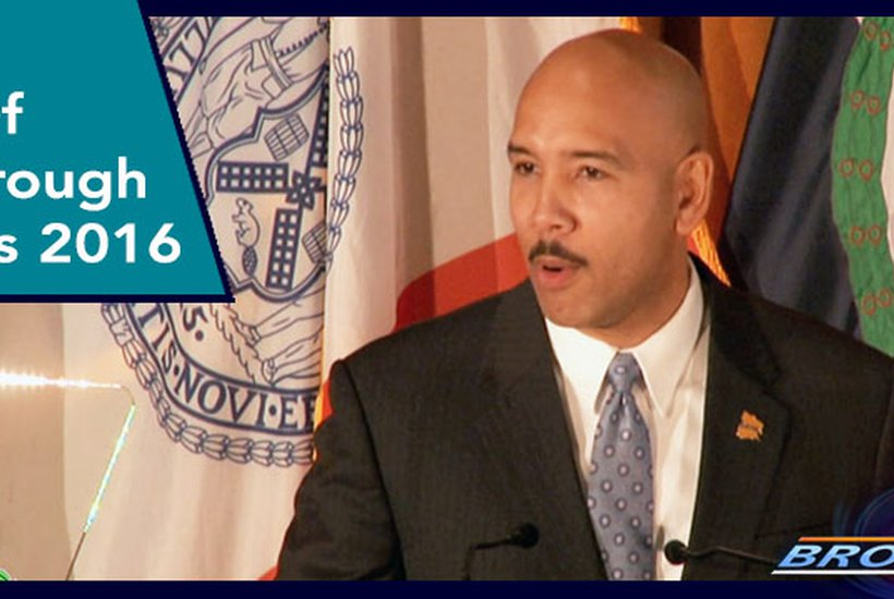 STATE OF THE BOROUGH ADDRESS