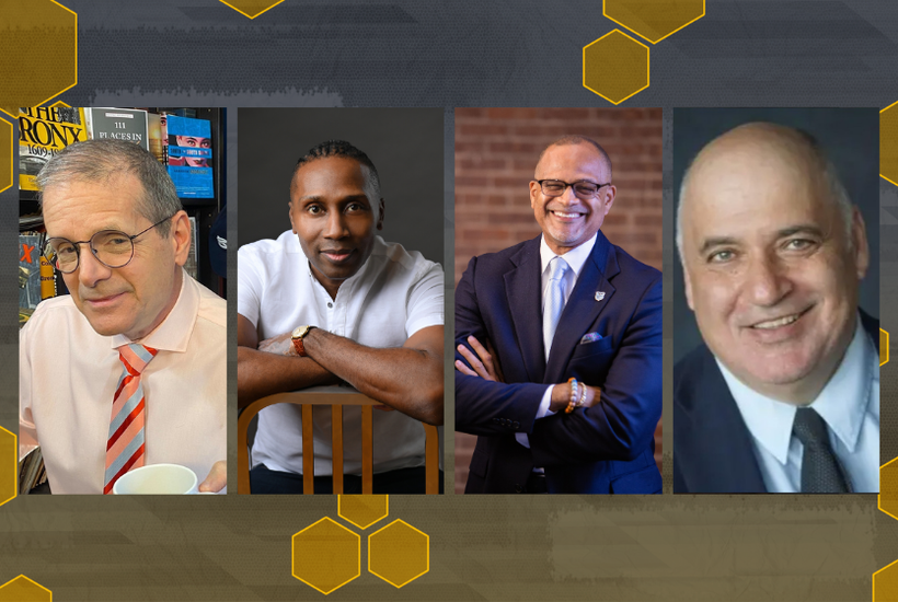 The Bronx Buzz: Steve Greenstein & David C. Banks & John Campbell